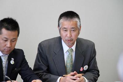 全国大会事務局長 和田庄司