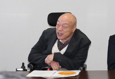 白石清治副実行委員長