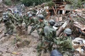 広島豪雨災害 (時事通信社HPより)